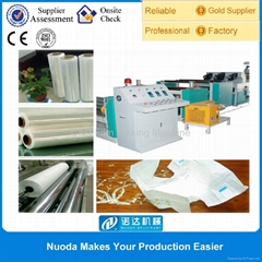 High Transparency OPP/CPP Bag Film Machine