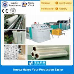 PE coating and laminating film machine