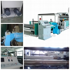 PEVA Film Extrusion Plant for Shower Curtain