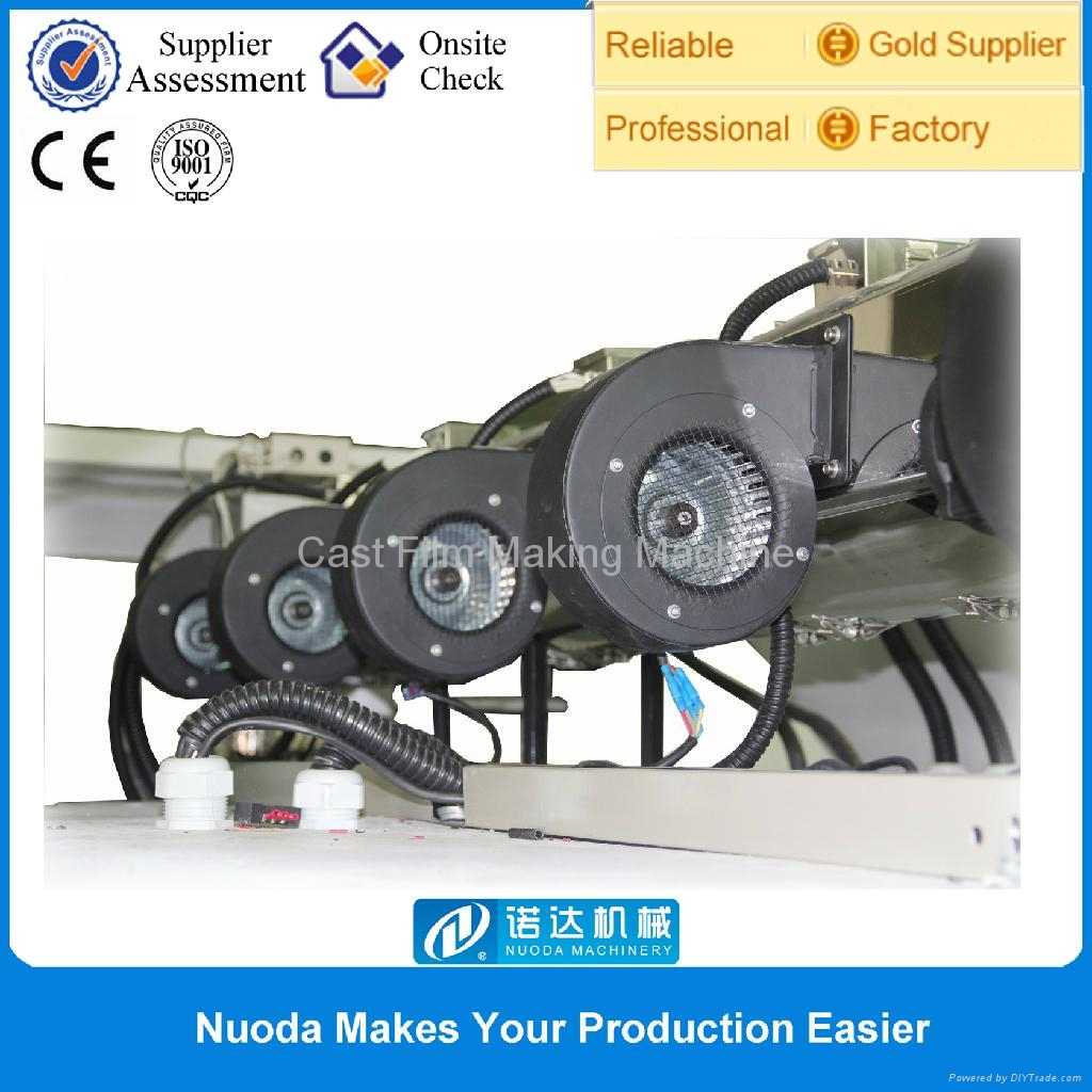 Quanzhou Degradeable LDPE film machine for agriculture film  2