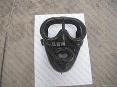 Silica gel mask