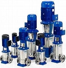 itt lowara e-SV立式不鏽鋼多級泵
