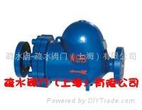高壓槓桿浮球式蒸汽疏水閥