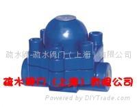 高壓雙金屬式蒸汽疏水閥