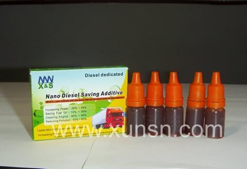 Diesel saving additive 1