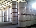 320gramme,420g,textile core tube board,roll tube paper