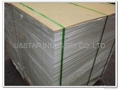 400gsm 灰底白板紙