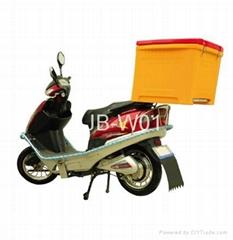 康捷保电瓶车电动车自行车保温冷藏外送箱