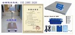 """品質卓越上海500公斤""""防爆電子磅秤"""""""