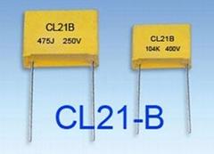 CL21-B Box film capacitor