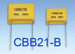 Supply Metallized Capcitor-Box[MPB]