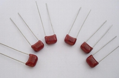 CL21X Mini polyester film capacitor