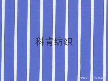 全棉色织布 1