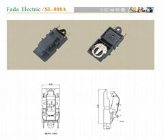 电热水壶SL-888A 蒸汽开关
