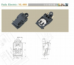 电热水壶 SL-888 蒸汽开关