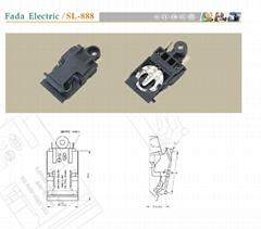電熱水壺 SL-888 蒸汽開關