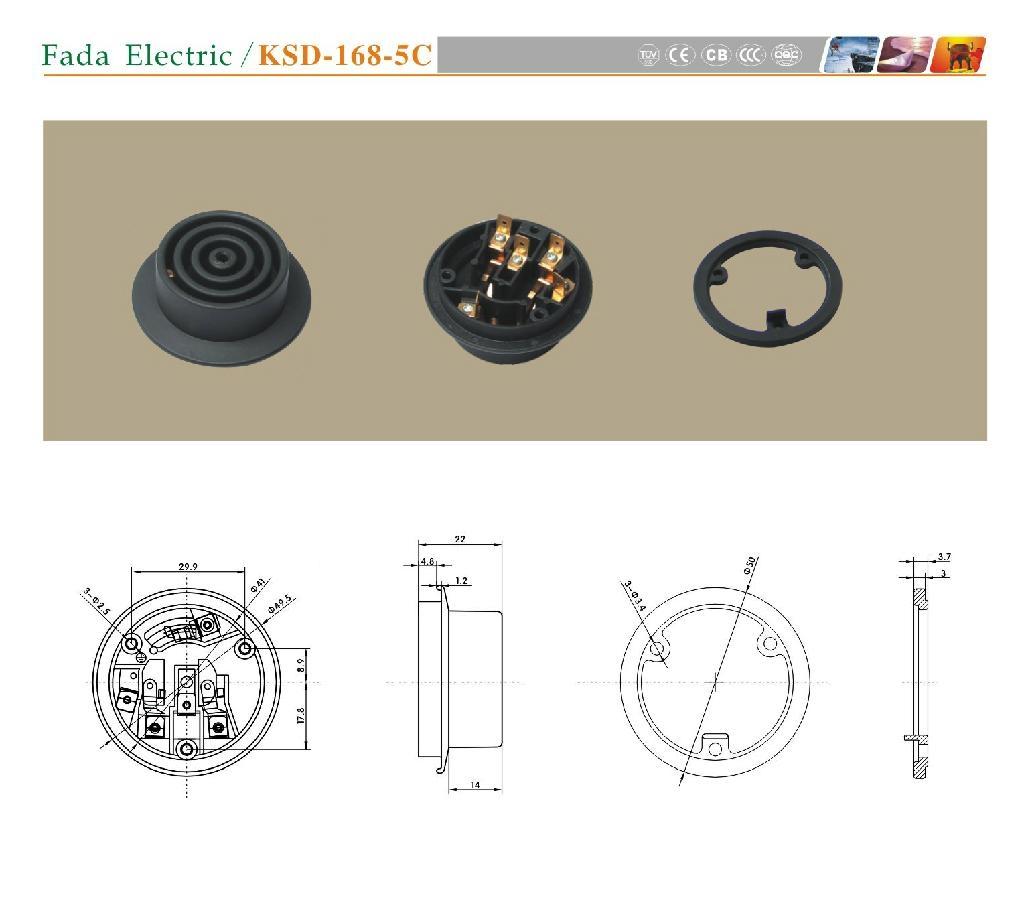 电热水壶耦合器 1