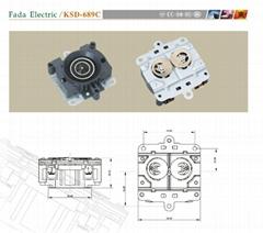 发达电器 电热水壶温控器