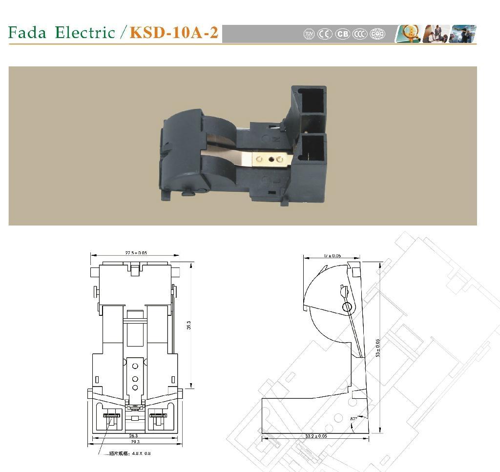 电热水壶温控器 3