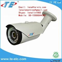 1.3MP PoE varifocal lens IP camera night vision