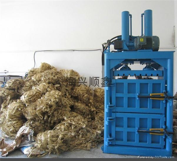 供应海绵打包机 2