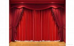 北京办公室防嗮窗帘/遮光窗帘/遮阳窗帘/电动窗帘定做