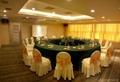 北京餐厅椅子套酒店椅子套定做沙发套办公室遮光窗帘 1