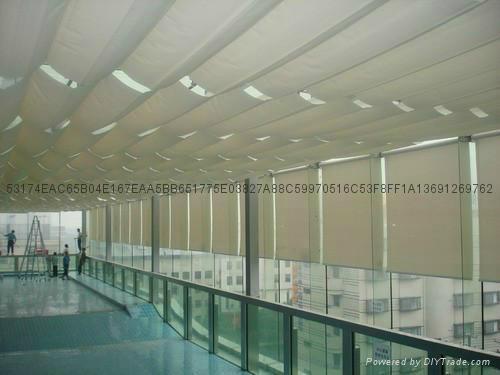 北京餐厅椅子套酒店椅子套定做沙发套办公室遮光窗帘 4