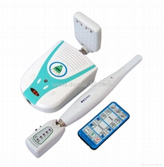 Wireless dental intraoral cameras with USB&VGA plug