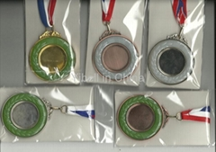 sport metal prize medal with high quality low price