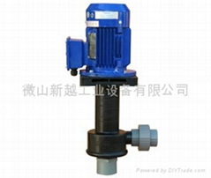 耐酸碱液下泵
