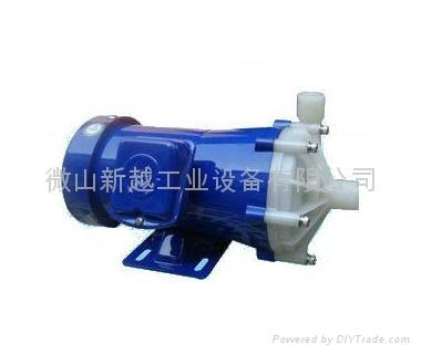 耐酸碱液下泵 3