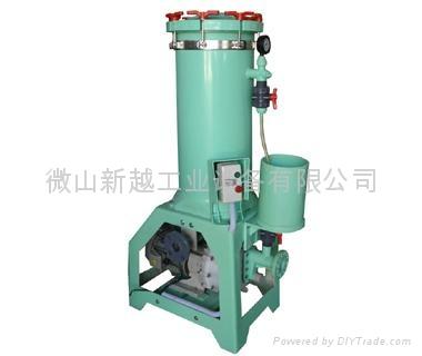耐酸碱液下泵 4