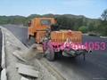 專業公路道牙石挖溝機 路邊打溝機 5