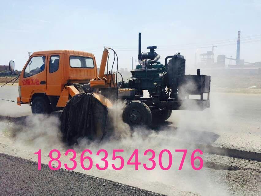 供應公路路沿石開溝機 4