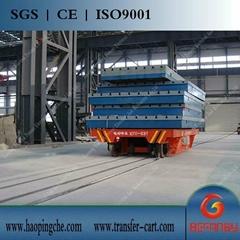 36v safe voltage Motorised Transfer cart