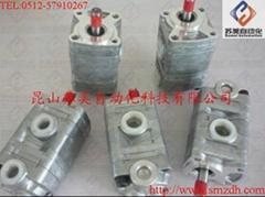 日本SHIMADZU島津YPD1齒輪泵 YP10油泵