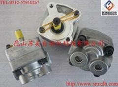 日本SHIMADZU島津YP10齒輪泵 YPD1油泵