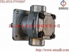 日本SHIMADZU島津GPY齒輪泵