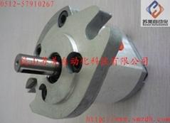 台湾HGP齿轮泵