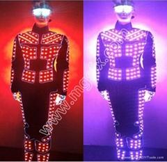 LED Light costume
