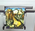 A-046G  Glossy Artist Cotton Canvas(No Water-resist) (Water Dye ink)