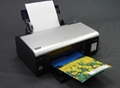 A4 Inkjet fabric for desktop printer