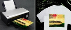 AC-106 A4 水性喷墨棉布(可撕式背纸) (喷墨印表机墨水Water Pigment ink)(裁片)(平张)