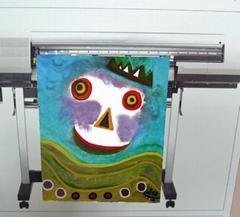 AP-603 水性雾面耐水油画布(水性染料墨水Dye & 颜料墨水Pigment)