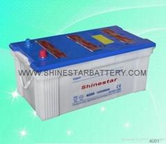 Sell JIS Dry charge car battery –N200-12V200AH