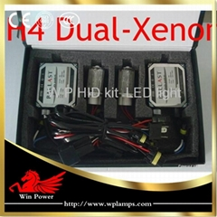 HID Conversion kit H4 Dual-Xenon kit hi/lo kit