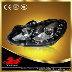 Volkswagen Golf 6 Xenon Headlight