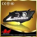 2012 Toyota Camry Xenon Headlight V2