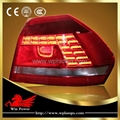 2011-2014 Volkswagen Passat B7 LED Tail Lights